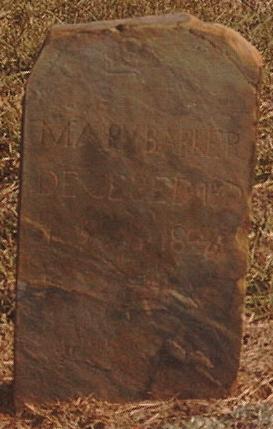 Mary Osborn Barker
