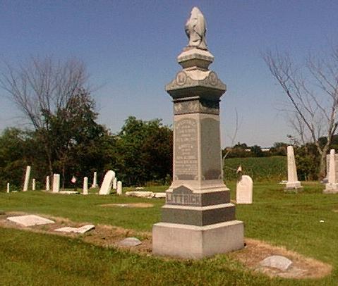 Littrick Grave