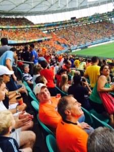 Netherlands-Spain