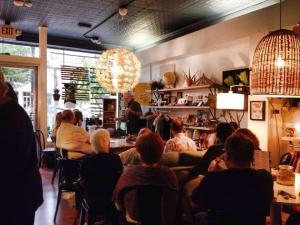 Gather photo by Tara Lynne Groth