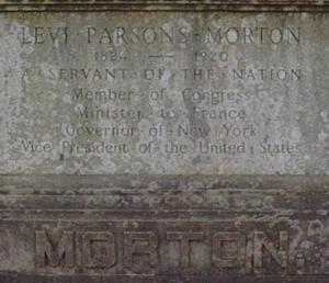 Levi Morton Detail