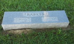 John & Nancy Barker