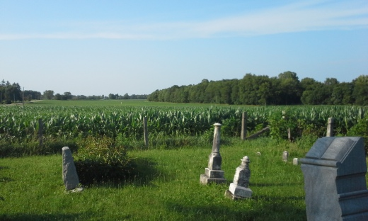 Cornfields and Cemeteries