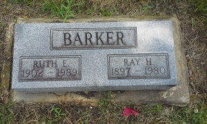 Ray & Ruth Barker