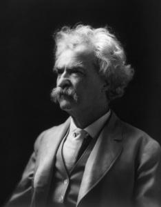 Mark Twain, 1909