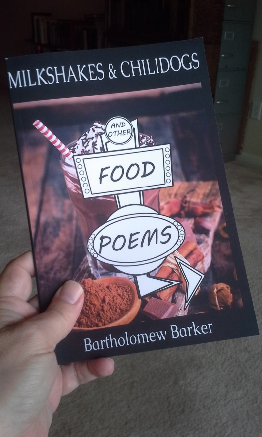 food poetry book