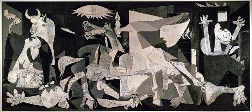 Guernica-canvas-Pablo-Picasso-Madrid-Museo-Nacional-1937